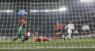 Shakhtar-Real Madrid en imágenes