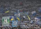 El campo del Dinamo Kiev, clausurado por tres partidos