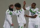 Schürrle acerca al Wolfsburgo a octavos y hunde al CSKA