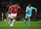El United no puede con el PSV y se la jugará en Alemania