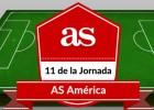 El once latinoamericano de la jornada de Champions League