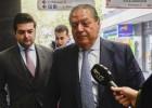 La fiscal respaldó a Florentino en el juicio por los Estatutos