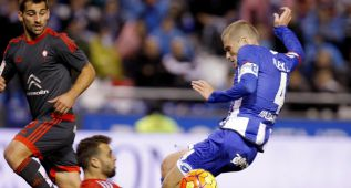 """Bergantiños: """"Valerón, el mejor jugador con el que entrené"""""""