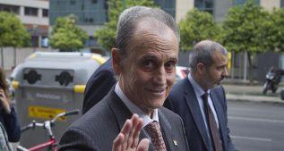 Lopera dice que no perjudicó al Betis ni se enriqueció por él