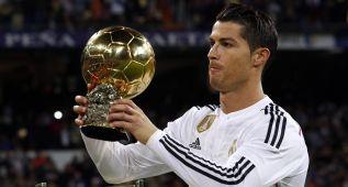 Eibar se llenará de globos de oro ante la visita de Cristiano