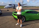 Bale deja los Lamborghinis porque cree que le lesionan