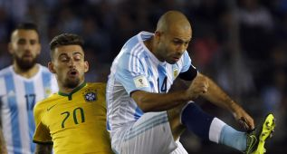 El Santos pone precio a Lucas Lima y su agente visita Europa