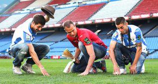 El Leganés 'elige' el Calderón para jugar 'su' final de Copa