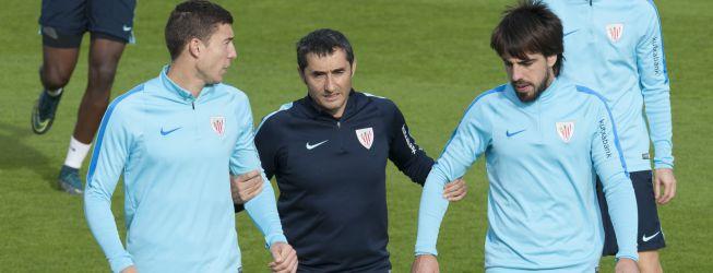 Valverde deja fuera a Beñat de la lista contra el Augsburgo