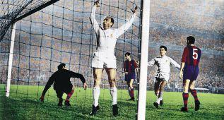 Imágenes históricas del Real Madrid de la década de los 60