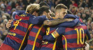 El mundo se rinde al Barça tras la fenomenal goleada al Roma