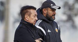 Peter Lim escuchará a Mestalla en el partido del Barcelona