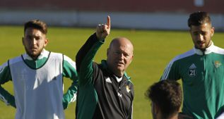 "Pepe Mel: ""Dani Ceballos va a jugar ante el Levante"""