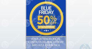 El Getafe crea el Blue Friday: todo al 50% en la tienda oficial
