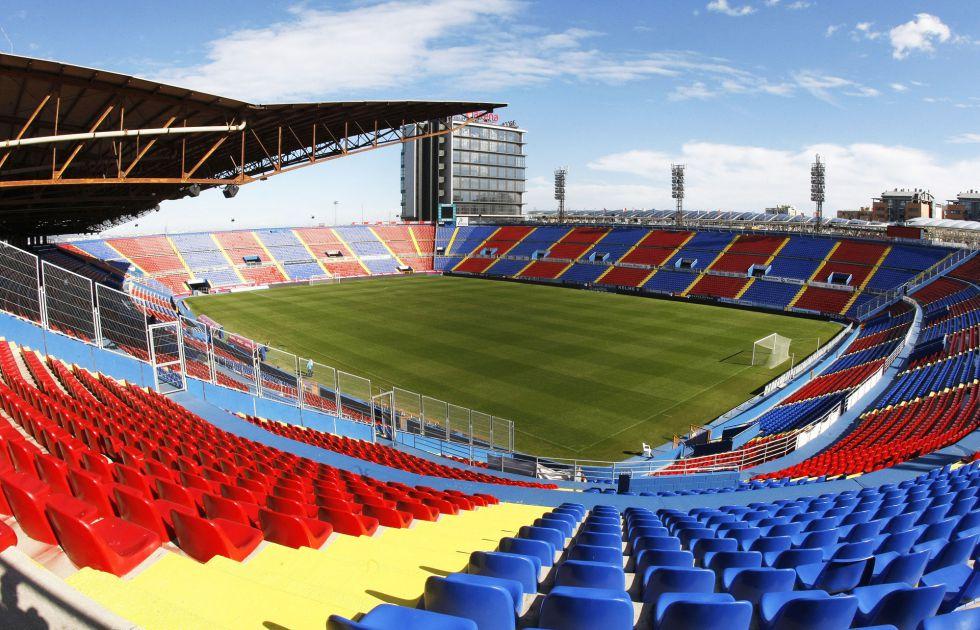 Levante nuevo ciutat de val ncia para la pr xima - Campo de futbol del valencia ...