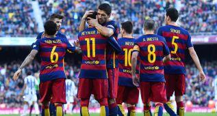Barcelona-Real Sociedad en imágenes