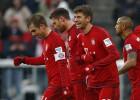 El Bayern gana fácil al Hertha y continúa a velocidad crucero