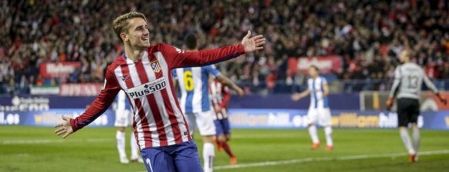 Griezmann sigue la pista al Barça