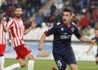 David Concha salva un punto en el 95' contra el Almería