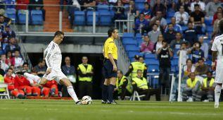 Faltas: James y Bale tienen mejor efectividad que Cristiano