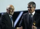 Luis Enrique no recogió ayer el trofeo al mejor técnico