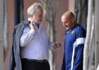 Albert 'Chapi' Ferrer, destituido como técnico del Mallorca