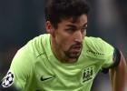 Jesús Navas, posible recambio para el lesionado Alexis