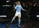 Manchester City, Everton y Stoke City pasan a semifinales