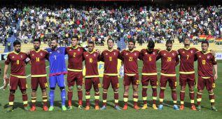 Quince jugadores de Venezuela se niegan a ir a la selección