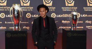 DIS exige dinero por el pódium de Neymar en el Balón de Oro