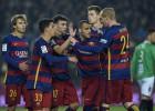 Sandro y Munir se desatan y al fin son decisivos en el Barça