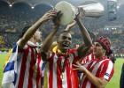 Luis Amaranto Perea se retira del fútbol a los 36 años