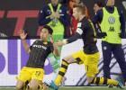 Un gol de Kagawa reina entre la locura; el Dortmund, a cinco
