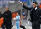 El Marsella de Míchel salva el empate ante el Montpellier