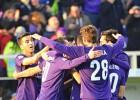 La Fiorentina gana y no afloja en su persecución al Inter