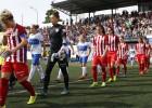 El gol de Mapi León mantiene líder al Atlético Féminas