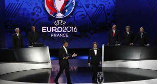 Euro 2016: Lizarazu y Gullit presentarán la gala del sorteo