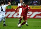 Ribéry demanda a