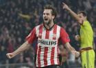 De Jong y Propper meten al PSV en octavos de final