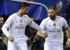 Benzema y Cristiano en ataque y Danilo y Arbeloa, titulares