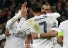El Madrid vacía el cargador