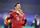 Doblete de Lewandowski en la cómoda victoria del Bayern