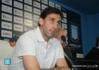 Diego Milito se quedará seis meses más en Racing