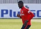 Jackson Martínez afronta la última fase de su recuperación