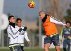 Pepe trabajó con el grupo y podrá estar ante el Villarreal
