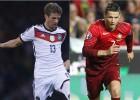 Las apuestas ven un duelo Müller-Cristiano por el pichichi