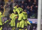 El Inter se aferra al liderato