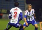 El Lugo remonta a la Ponfe y se toma la revancha de la Copa