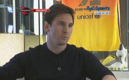 """Messi: """"Argentina es prioridad, con el Barcelona lo gané todo"""""""