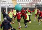 El Málaga añora los goles de Javi Guerra en el Rayo de Paco